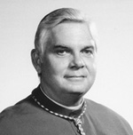 Headshot of Cardinal Law