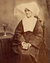 Sr. Ann Alexis of the The Sisters of Charity of Emmitsburg, Maryland
