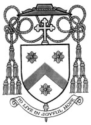 Coat of Arms for Bishop Irwin