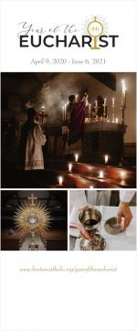 Year of the Eucharist Banner for Purchase Image